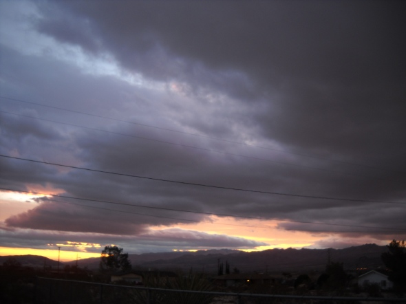 Sunrise VI 2012-12-13